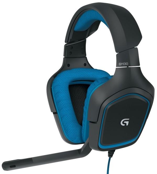 Logitech G430 DTS