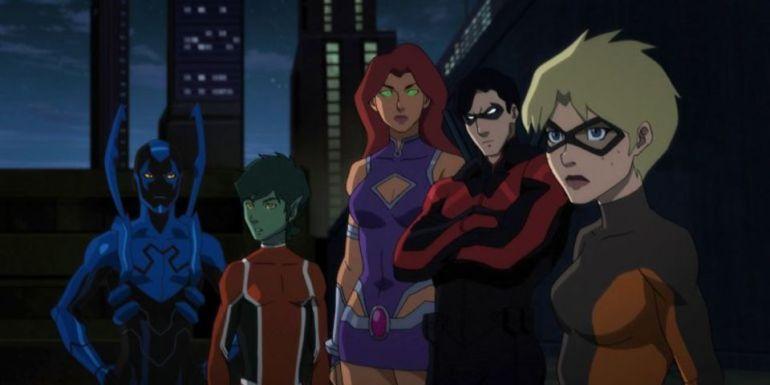 Teen Titans: The Judas Contract Trailer