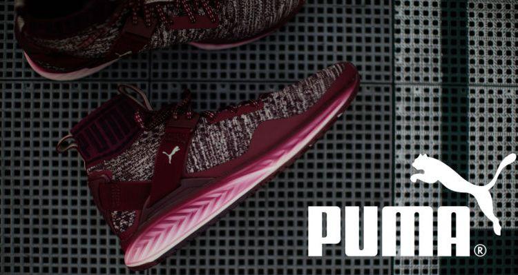 Puma Releases Ignite evoKNIT Fade