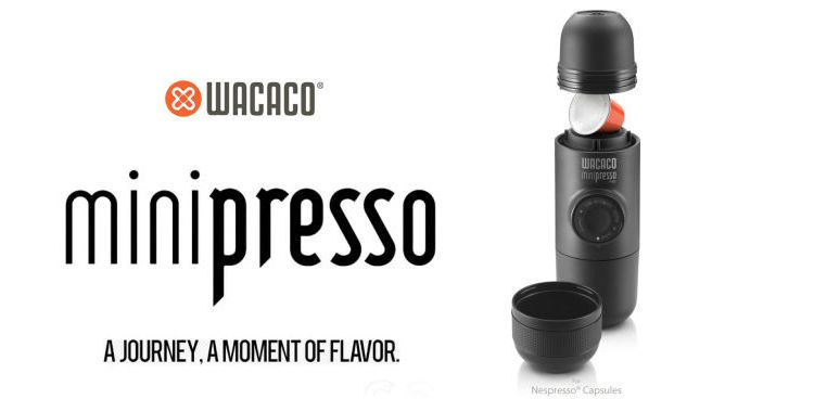 Wacaco Minipresso NS Review – The First Portable Pod Machine in SA