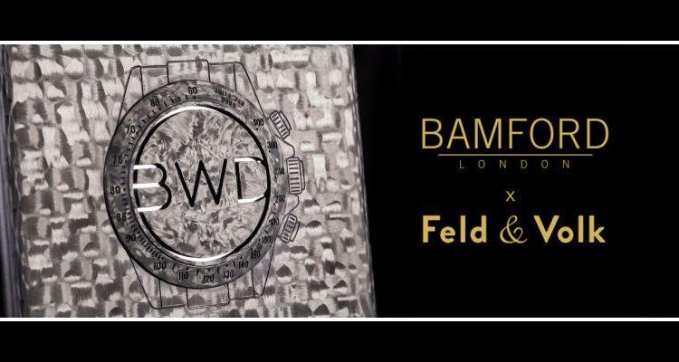 Bamford Watch Department X Feld & Volk Grow Collaboration Line-Up