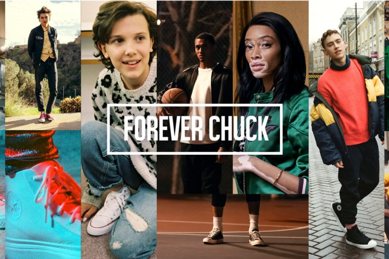 CONVERSE RELEASES NEW 'FOREVER CHUCK' FILM