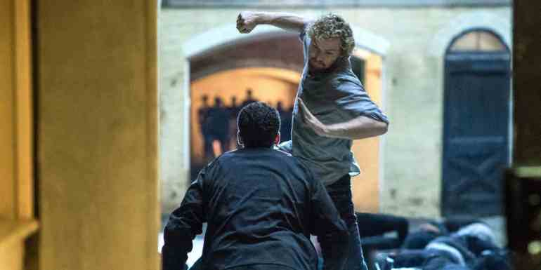 Iron Fist TV Series Review