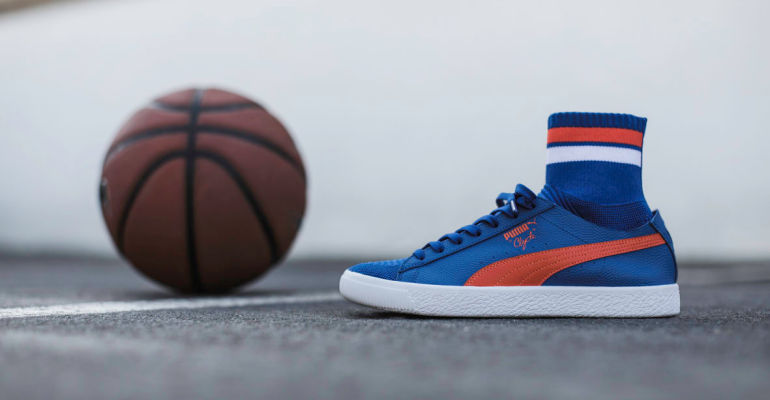 Puma Clyde Sock NYC Pack - Get Your Retro On