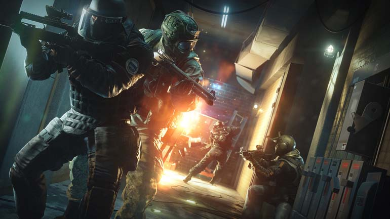 Rainbow Six: Siege Year 2 Update DLC Review - Grab Your Gun And Jump