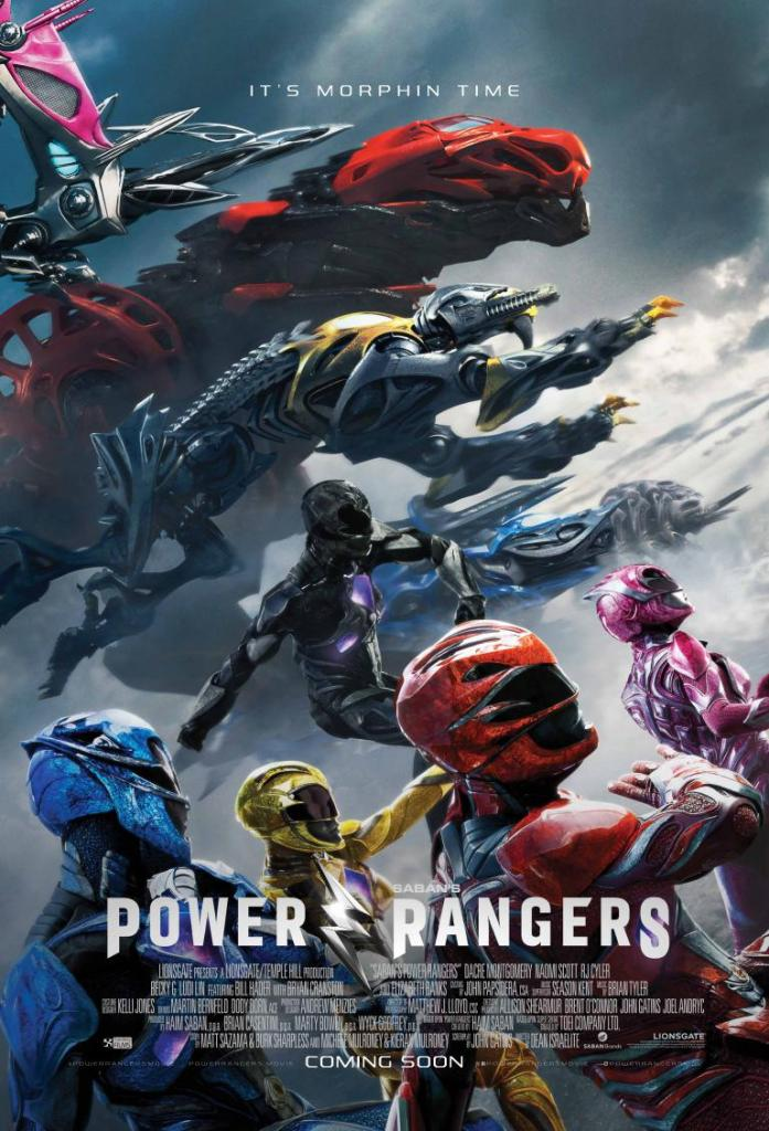 Saban's Power Rangers Competition