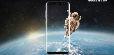 Samsung Officially Launches the Galaxy S8 and S8+
