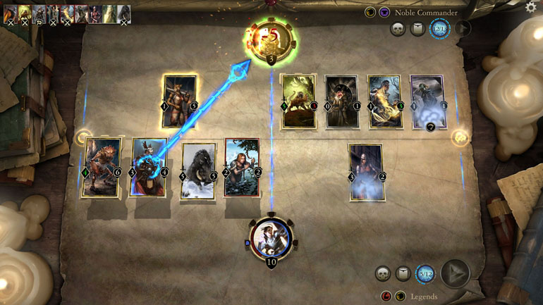 Elder Scrolls: Legends Game Review - Just Different Enough From The Competition