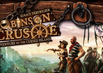 If you are looking for a good cooperative experience, the Robinson Crusoe: Adventure On The Cursed Island board game might just be for you.