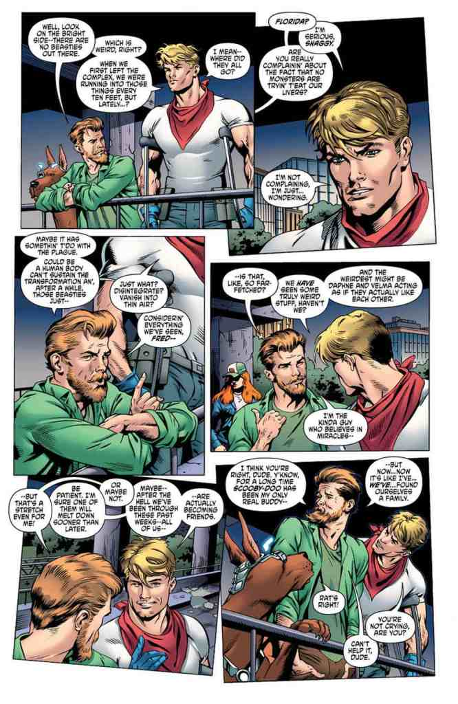 Scooby Apocalypse #12 Review