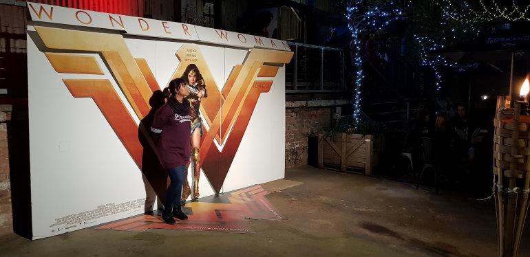 SK VIP Experience: An Interesting Pre-Screening of Wonder Woman