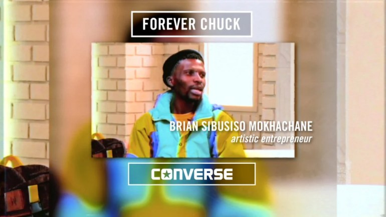 Converse Invites You to Grab Your Chucks and Express Yourself