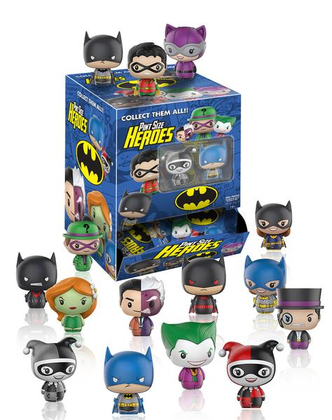 PINT SIZE HEROES DC BLIND BOX
