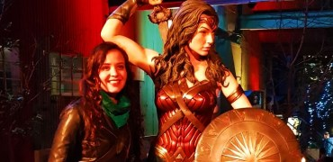SK VIP Experience A Night Of Nightmares At The Pre-Screening Of Wonder Woman