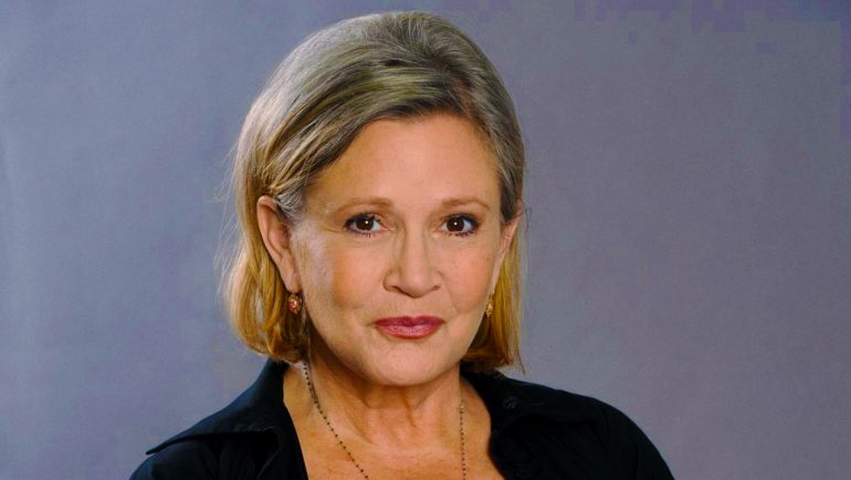 Cocaine, Opiates Found In Carrie Fisher's Body At Time Of Death