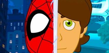 Disney XD Releases Marvel's Spider-Man Origins Short