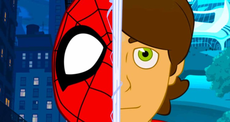 Disney XD Releases Marvel's Spider-Man Origins Short
