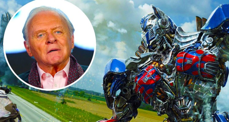 It's Probably No Surprise That Anthony Hopkins Doesn't Understand The Transformers Movies
