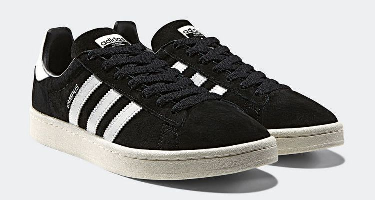 adidas Originals Brings Back the Iconic Campus Sneaker