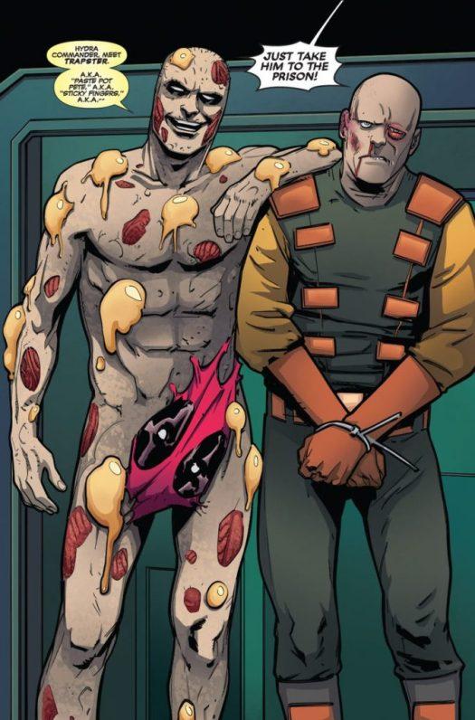 DEADPOOL #34 Comic Book review