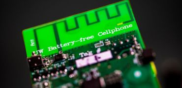 Researchers Have Created Battery-Free Cell Phone
