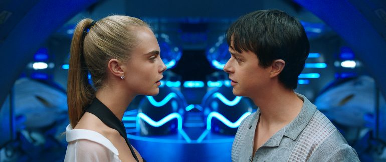 Win A Valerian And The City Of A Thousand Planets Comic Book Signed By Luc Besson