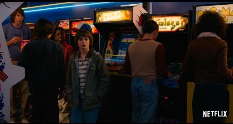 Stranger Things Season 2 Comic Con Trailer