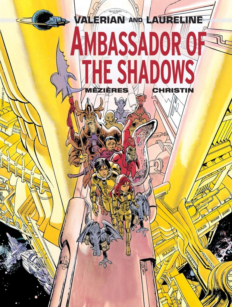 Valerian and Laureline: Ambassador of Shadows