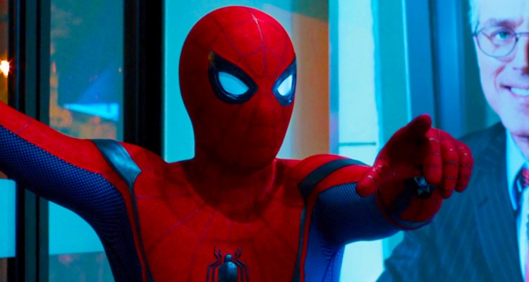 Watch The First 4 Minutes Of Spider-Man: Homecoming