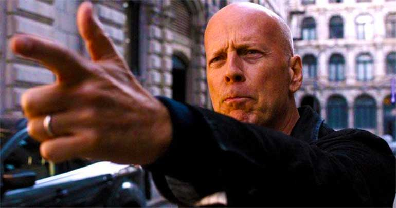 Death Wish Bruce Willis Trailer