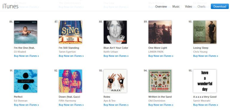 Silent 10-Minute Track Reaches Top 100 On iTunes
