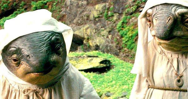 Meet Star Wars 8's Alien Nun Caretakers