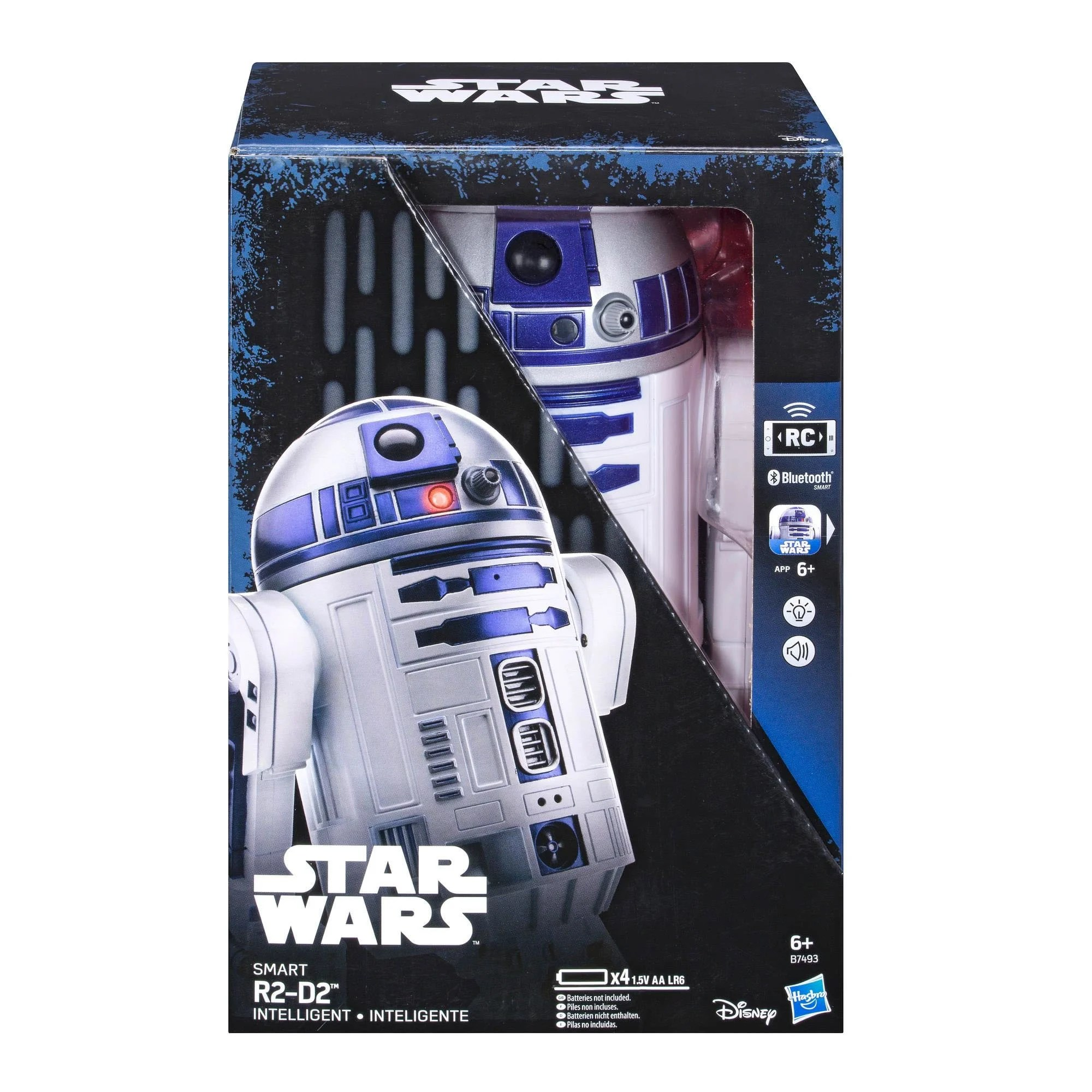 win a smart r2 d2 star wars droid from hasbro. Black Bedroom Furniture Sets. Home Design Ideas