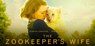 The Zookeeper's Wife DVD Review -