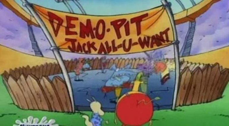 A Look Back at The Dirtiest Cartoon Moments We Observed