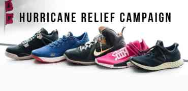 How Sneakers Brought Hurricane Relief Funds To The US