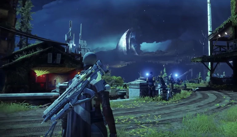 Destiny 2 Review - Saving The Galaxy One Piece Of Loot At A Time