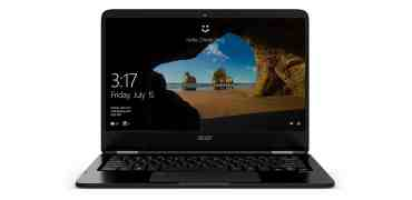 Acer - Spin 7 - Review