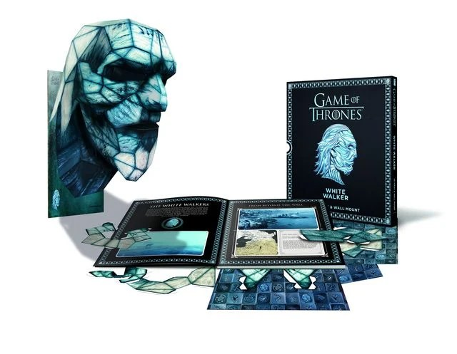 Choose Your Allegiance And Win A Game Of Thrones 3D Mask And Wall Mount