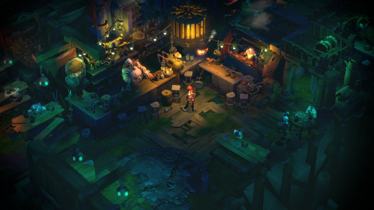 Battle Chasers: Nightwar Review - A Love Letter To Joe Madureira's Universe
