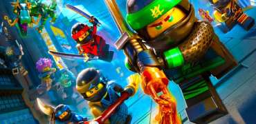 The LEGO Ninjago Movie Game - Everybody Was Spinjitsu Fighting