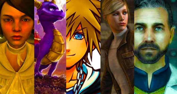 11 Famous Voice Actors In Video Games