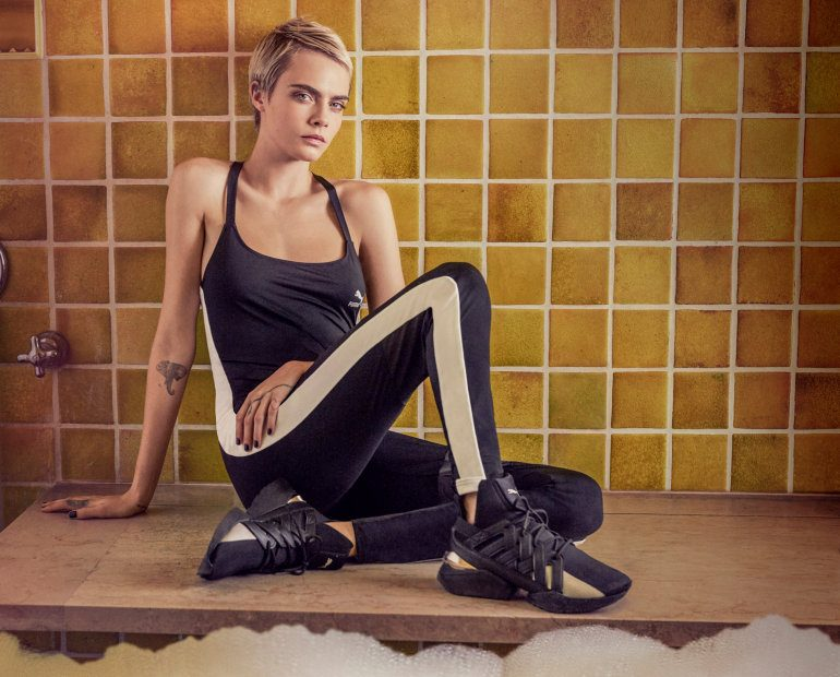 Puma Extends 'Do You' Campaign With Muse Echo