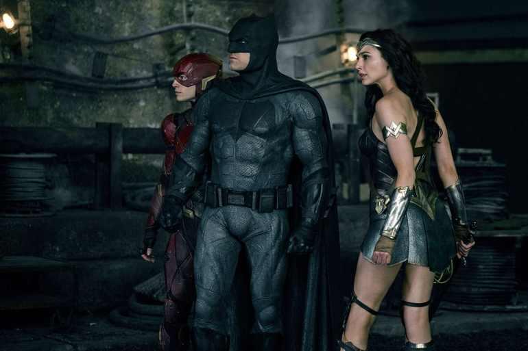 Justice League Flash