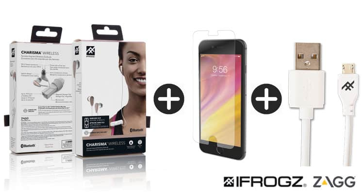 Win A iFROGZ Hamper Worth R1400