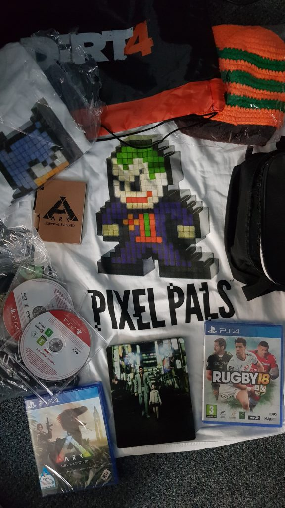 Here's Another Chance To Win Amazing Gaming Merch
