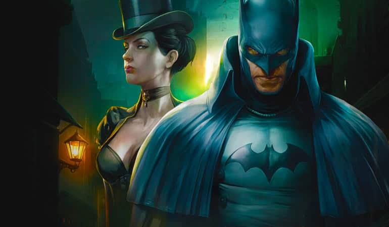 Batman Gotham By Gaslight
