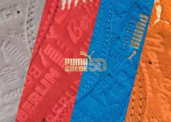 newest 9e2f6 8510c Puma Suede 50 Breakdance Cities Pack Honours Hip Hop Heritage