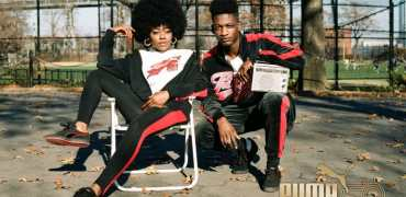 Puma Collaborates With Fubu On Suede50 Campaign