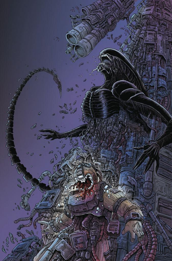 Aliens: Dead Orbit Review